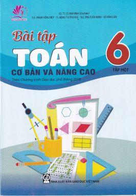 Bài tập toán cơ bản và nâng cao lớp 6 tập 1