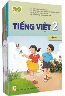 Bộ sách giáo khoa lớp 2 - Bộ tri thức kết nối với cuộc sống