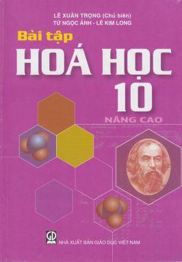 Bài tập hóa học 10 nâng cao