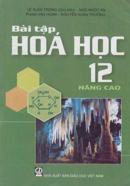 Bài tập hóa học 12 nâng cao