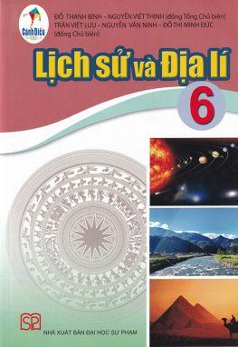 Lịch sử và địa lí 6 - Cánh diều