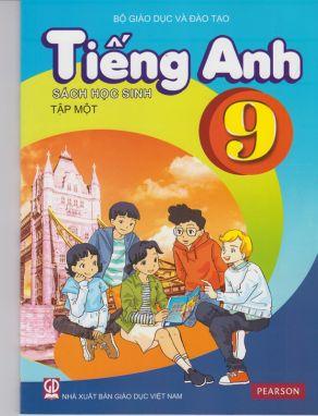 Tiếng anh 9 tập 1 - Sách học sinh