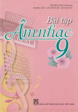 Bài tập âm nhạc 9