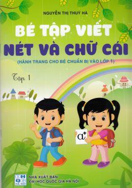 HTVL 1 - Bé tập viết nét và chữ cái T1 SP2