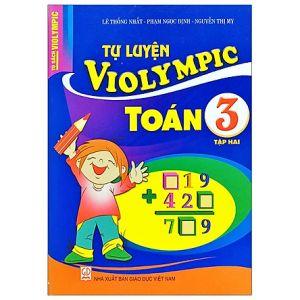 Tự Luyện violympic toán 3/2 (phiên bản 2.0)