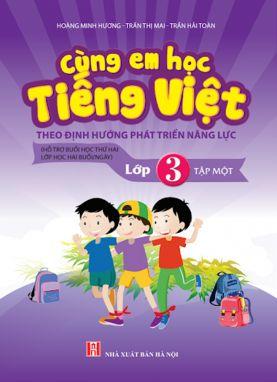 Cùng em học Tiếng Việt 3 tập 1