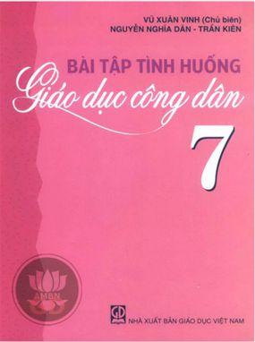 Bài tập tình huống giáo dục công dân 7