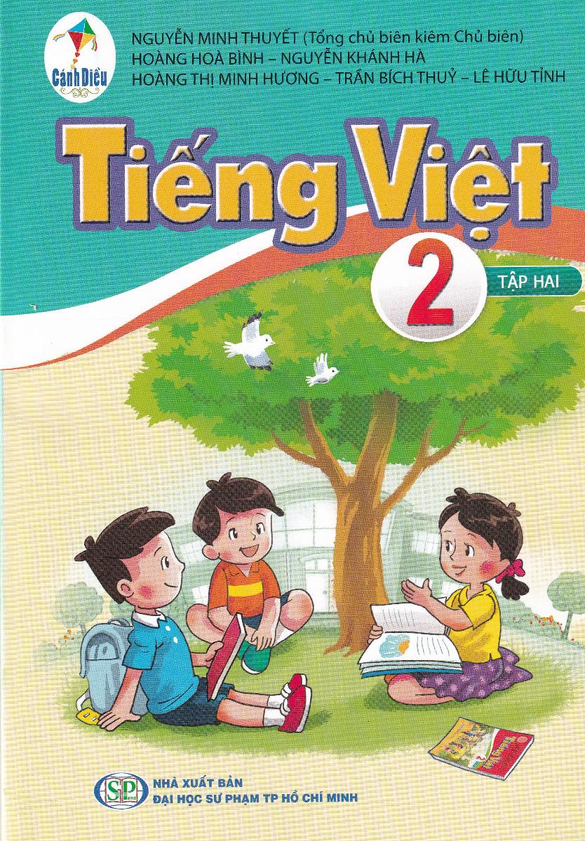 Sách Tiếng Việt lớp 2 tập 2  - Bộ sách cánh diều